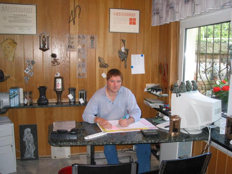 Inhaber Hans-Peter Küchlin