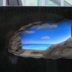 Meer mit Himmel