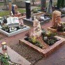 Urnengrab in Maximiliansau